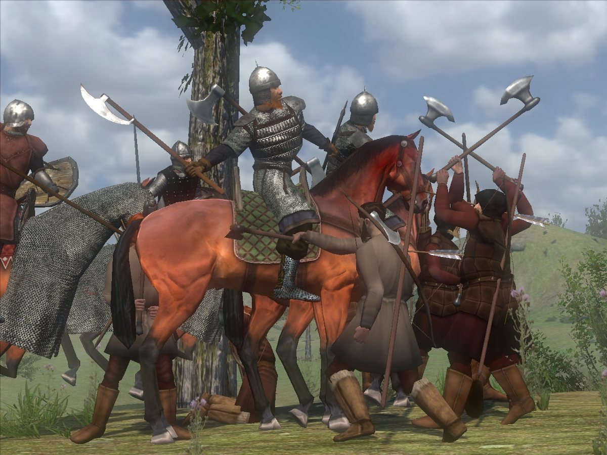 mount and blade warband autoblock