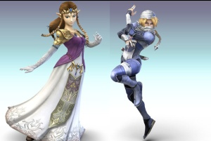 zelda-and-sheik