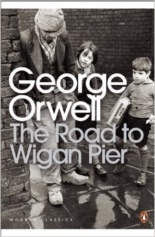 Wigan Pier Orwell Cover