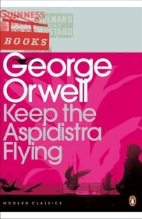 Orwell Novel Book Cover