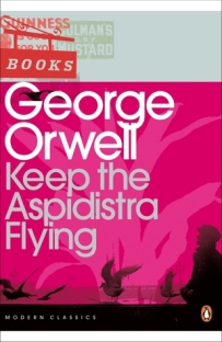 Orwell Novel Book Cover