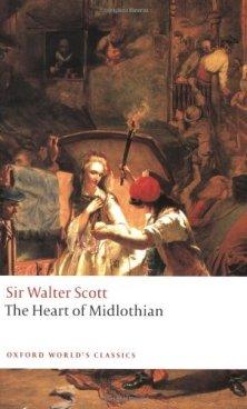 Walter Scott Novel Cover