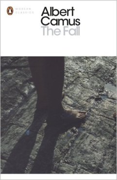 Albert Camus' The Fall Book Cover